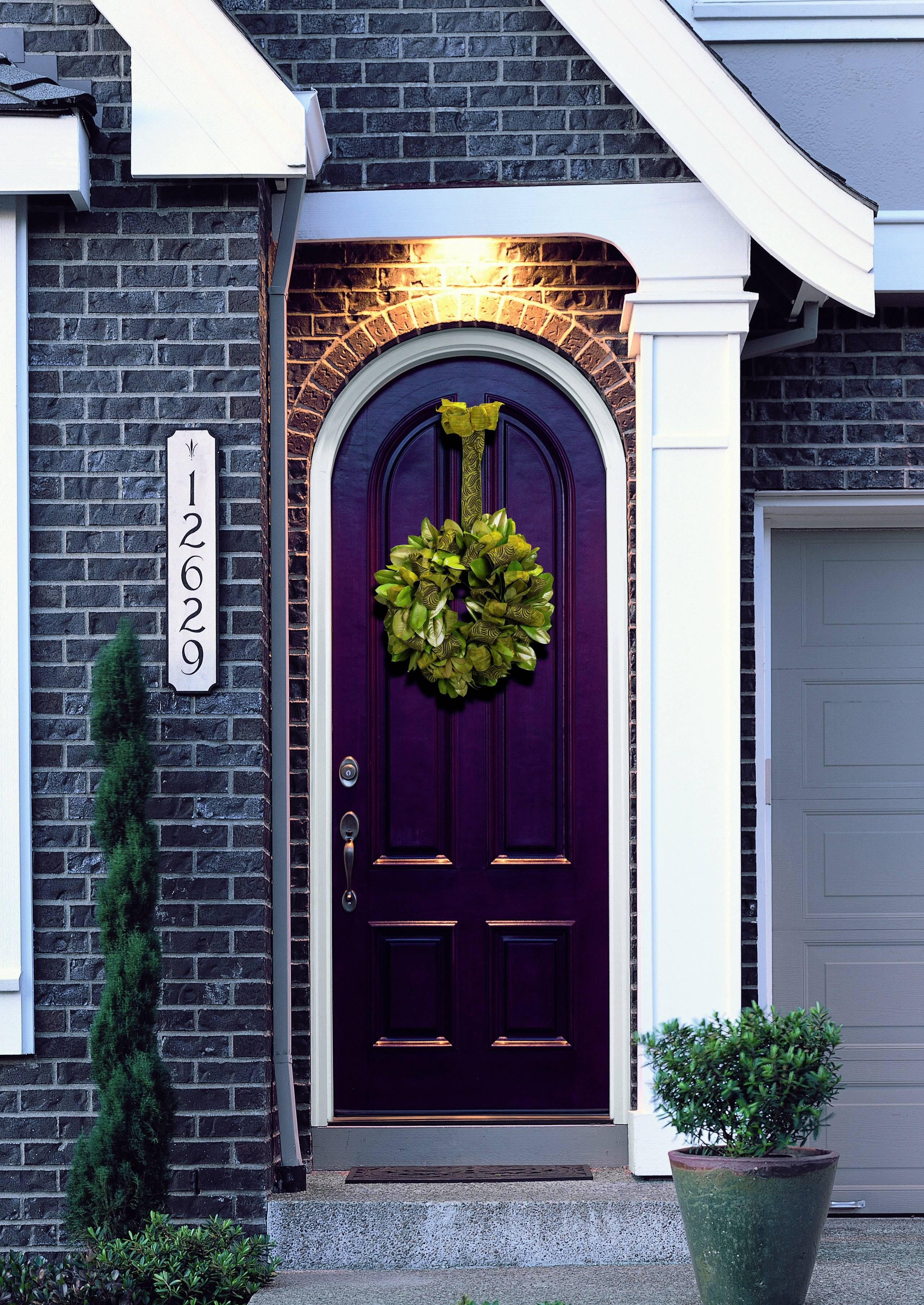 красивые входной двери