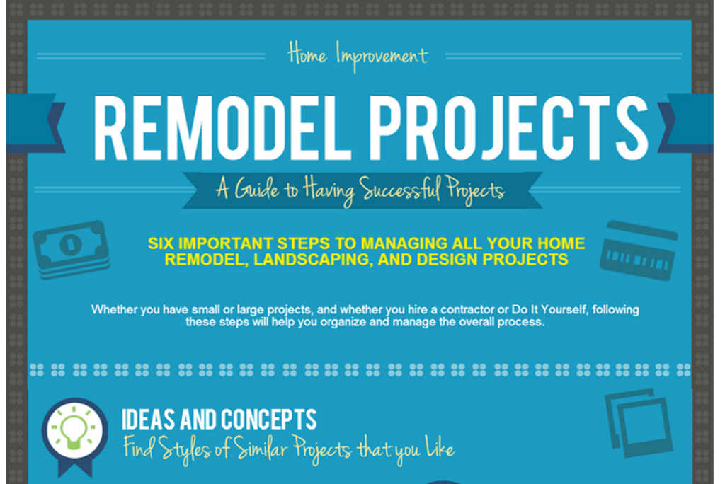 HomeZada home improvement projects