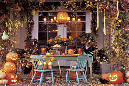 these Halloween front yard decorating ideas are sure to help you