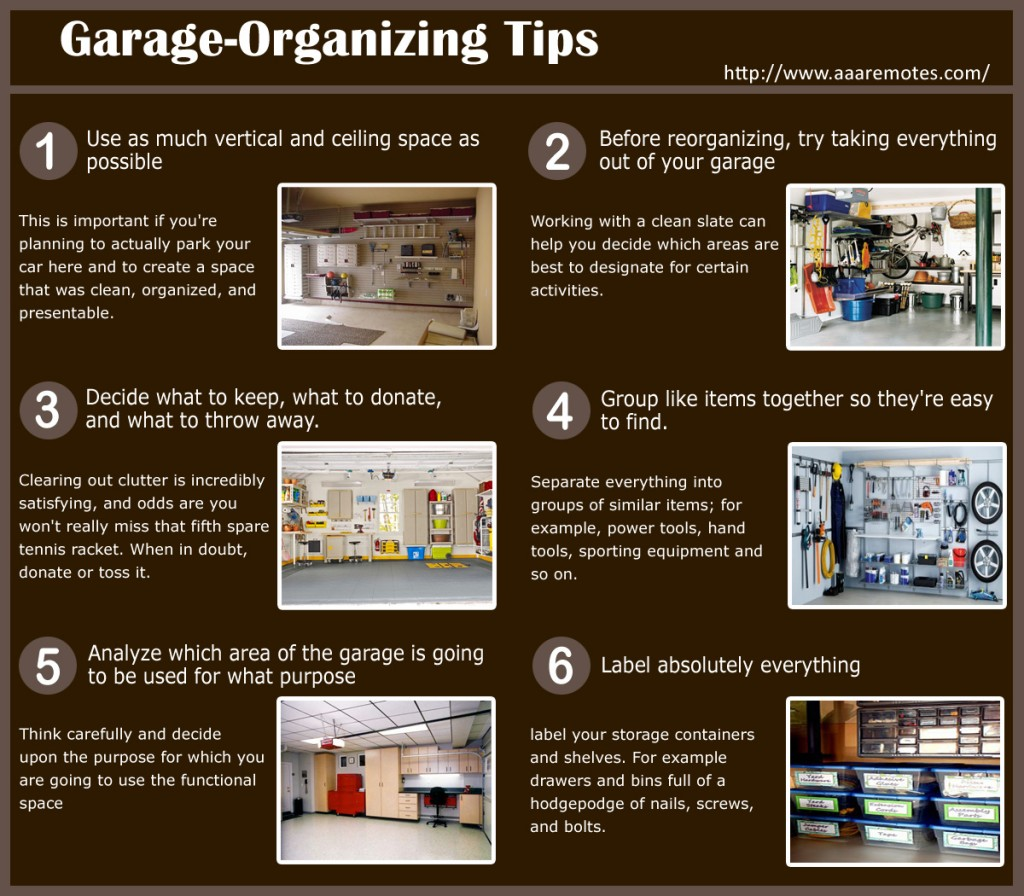National Get Organized Month