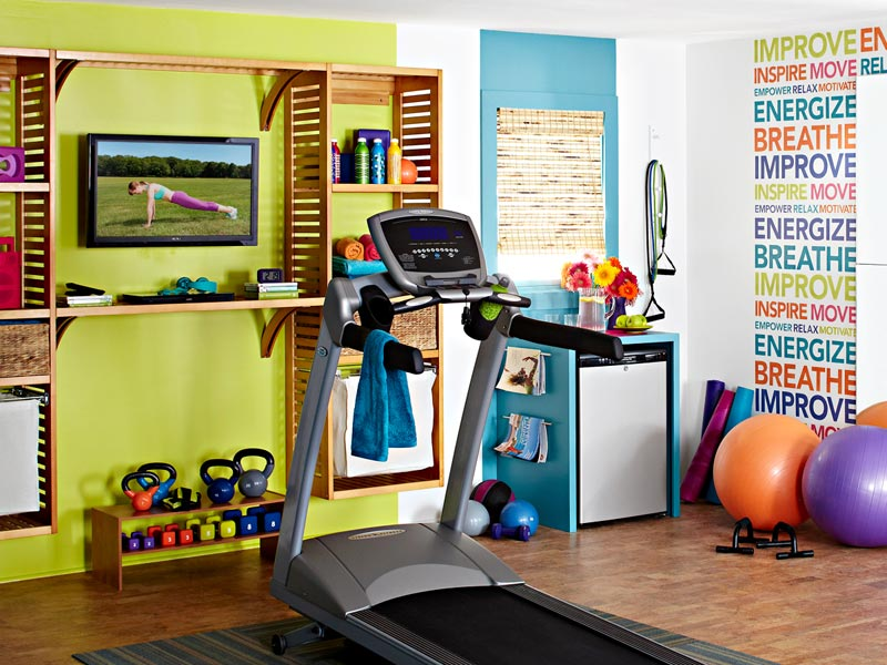Home Fitness Spaces