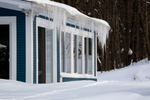 HomeZada Ice Dams