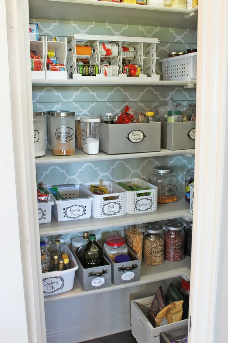 Tools For Pantry Organization