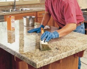 HomeZada Maintenance Tip: Reseal Stone Surfaces