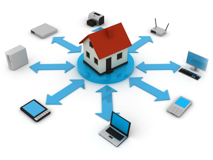 Electronic Home Management