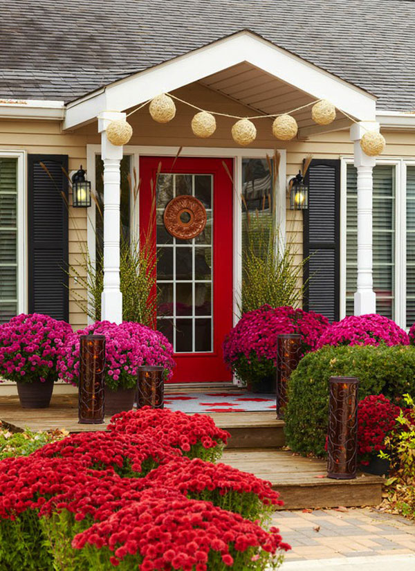 flower_front_door