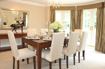 HomeZada Home Remodel Tip Dining Room Furnishings