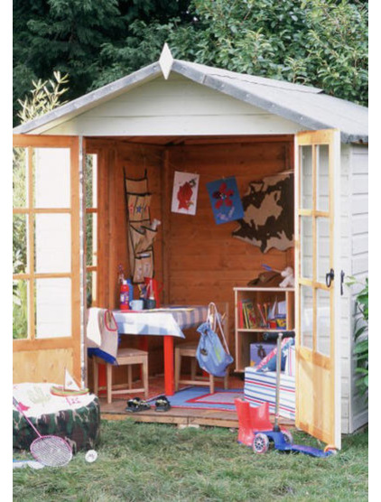 5 New Ways to Use a Shed