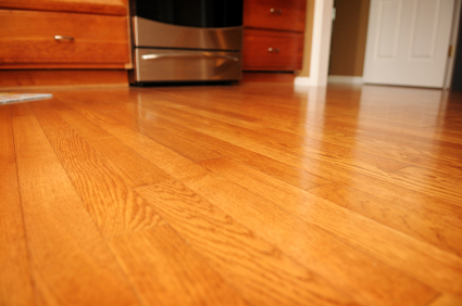 HomeZada Home Remodel Tip: New Kitchen Floor