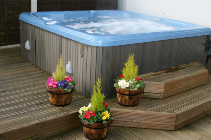 HomeZada Remodeling Projects Hot Tub