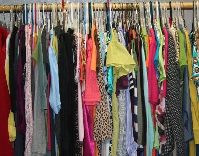 HomeZada Reorganize Closets