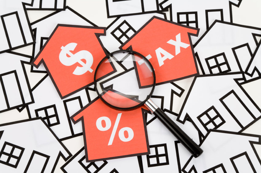 Tax Tips and Your Home