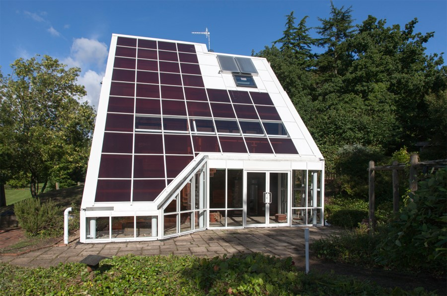 Solar Powered Home Designs | Woxli.com