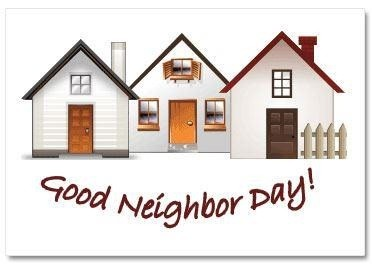 good neighbor day