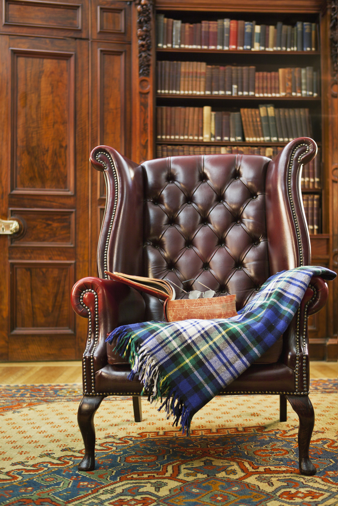 HomeZada - An Accent Chair Style 2