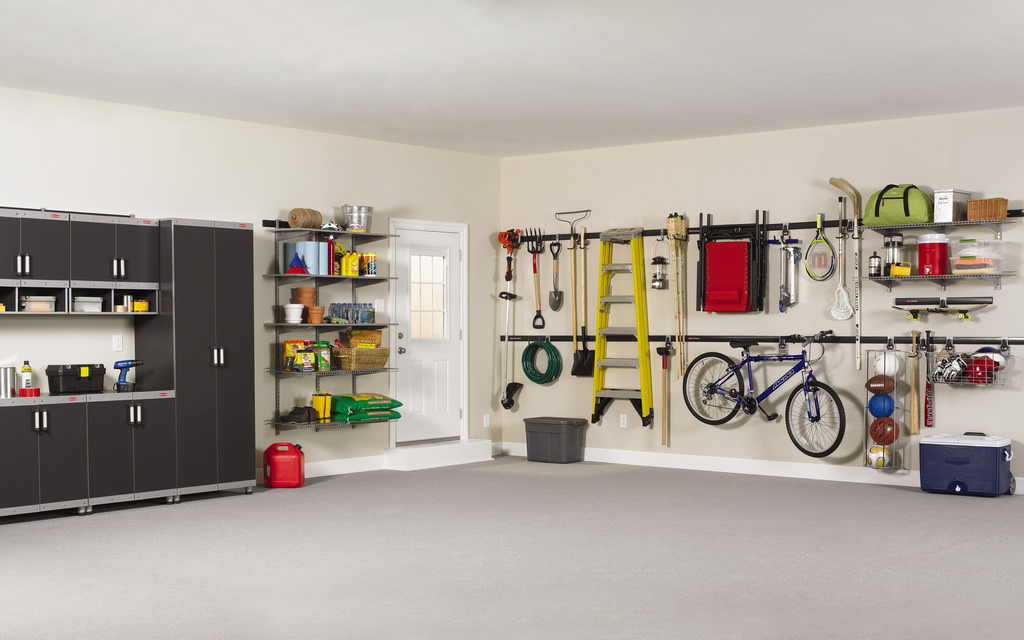 3 of the Best Tips to Get Your Garage Organized