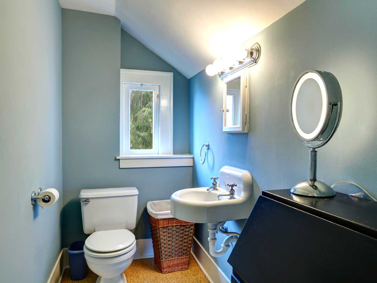 half bathrooms remodeling project tips for a new look
