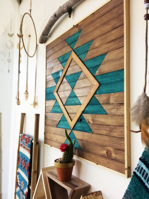 Superior Native American Inspired Decor