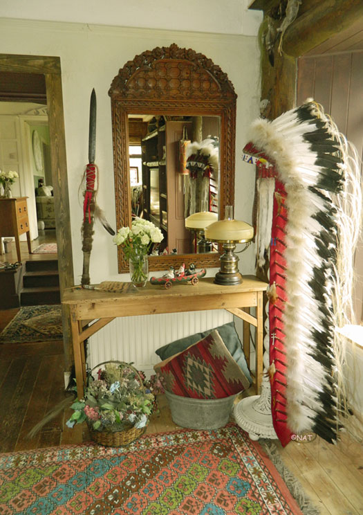 Native American Inspired Decor Zen Of Zada