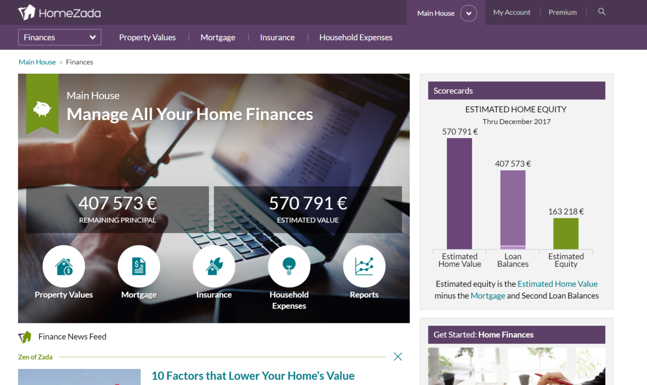 HomeZada Adds Additional Currency Formats