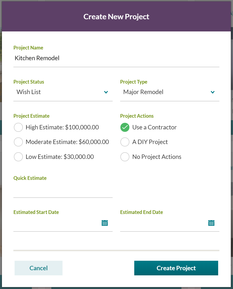 HomeZada Project Management Gets Better