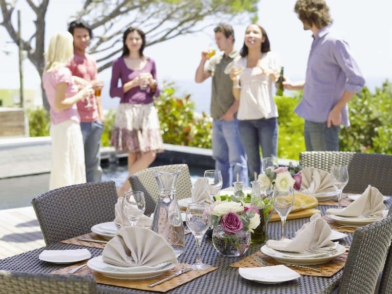 How Garden Furniture Can Enhance Your Home's Outside Design