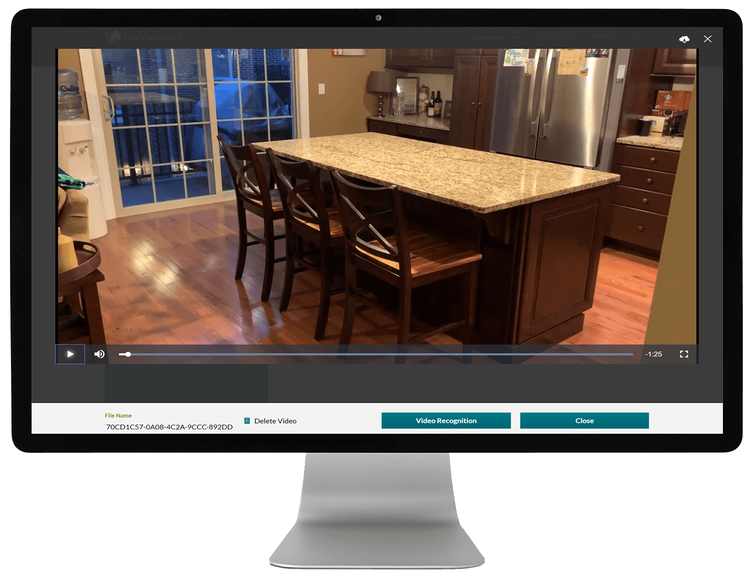 Home Inventory Videos and Recognition AI for Easy Documentation