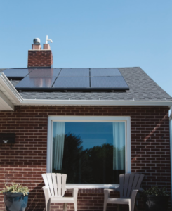Buying a Home with Solar Panels