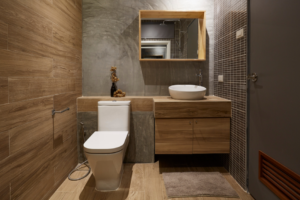 Hotel Style Bathroom