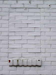 How to Whitewash Brick Walls