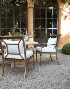 How to Paint over Your Powder Coated Patio Furniture