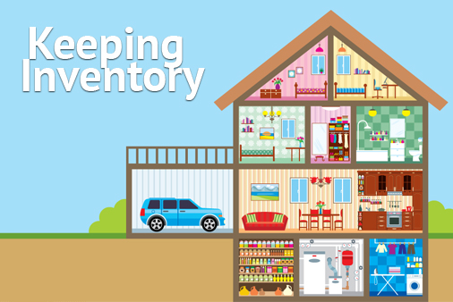 How to Work with Professionals to Track a Home Inventory
