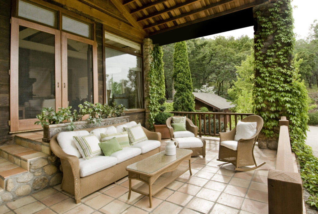 7 Ways To Upgrade Your Front Porch